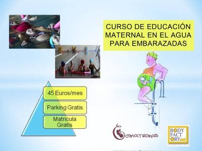 Información curso educación maternal en el agua - (1) - ALGECIRAS