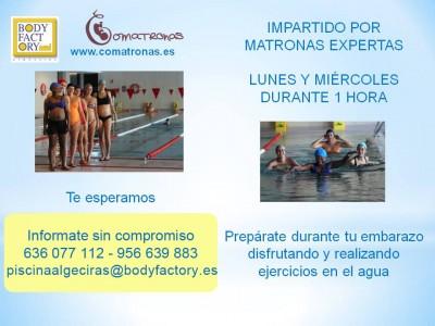 Información curso educación maternal en el agua - (2) - ALGECIRAS
