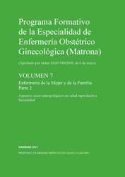 Programa fomativo eir Matrona - Volumen 7