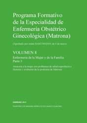 Programa fomativo eir Matrona - Volumen 8